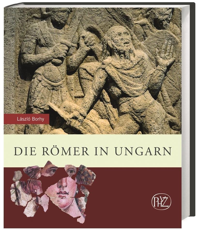 Die Römer in Ungarn | Borhy, 2014 | Buch (Cover)