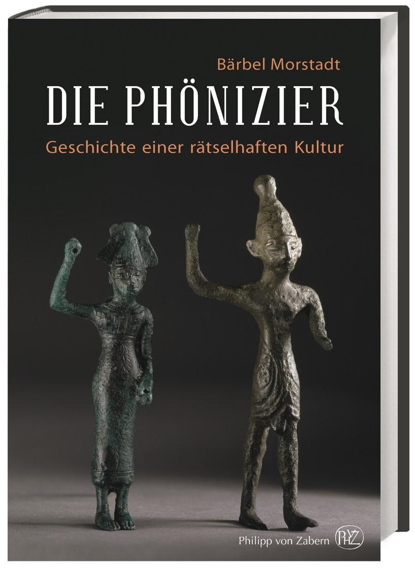 Die Phönizier | Morstadt, 2015 | Buch (Cover)