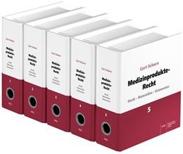 Abbildung von Schorn / Baumann (Hrsg.) | Medizinprodukte-Recht | 1. Auflage | 2015 | beck-shop.de