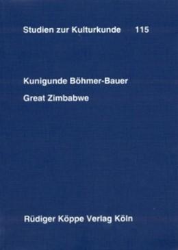 Abbildung von Böhmer-Bauer | Great Zimbabwe | 2000 | Eine ethnologische Untersuchun... | 115