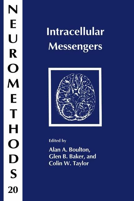 Intracellular Messengers | Boulton / Baker / Taylor, 1992 | Buch (Cover)