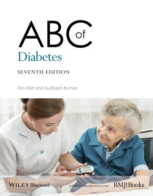 ABC of Diabetes | Holt / Kumar | 7th revised edition, 2015 | Buch (Cover)