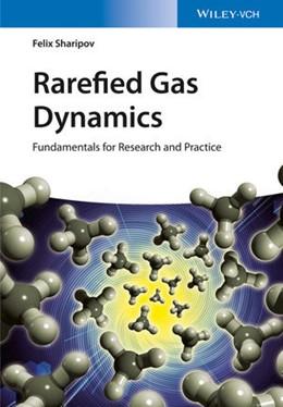 Abbildung von Sharipov | Rarefied Gas Dynamics | 1. Auflage | 2016 | beck-shop.de