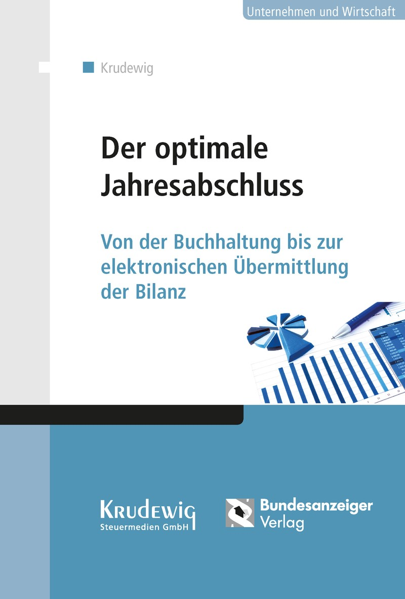 Der optimale Jahresabschluss | Krudewig, 2017 | Buch (Cover)
