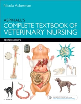Abbildung von Ackerman / Aspinall | Aspinall's Complete Textbook of Veterinary Nursing | 2016