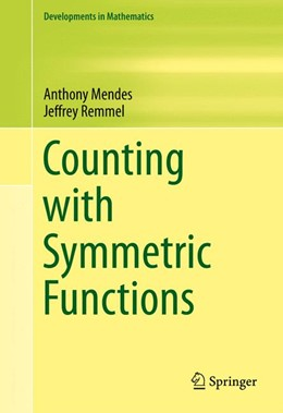 Abbildung von Mendes / Remmel | Counting with Symmetric Functions | 1st ed. 2015 | 2015 | 43