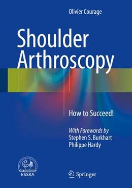 Abbildung von Courage | Shoulder Arthroscopy | 1. Auflage | 2015 | beck-shop.de