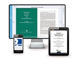 Abbildung von Handbuch für das Kassen- und Rechnungswesen – Digital | Onlinedatenbank mit 24. Ergänzungslieferung, Stand Juni 2019 | 2019 | Onlinedatenbank mit 24. Ergänz...