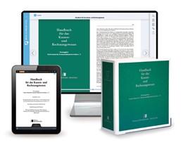 Abbildung von Handbuch für das Kassen- und Rechnungswesen – Print + Digital | Grundwerk und Onlinedatenbank mit 23. Ergänzungslieferung, Stand Juni 2018 | 2018 | Loseblattwerk und Onlinedatenb...