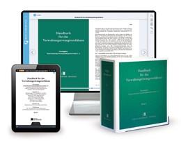 Abbildung von Handbuch für das Verwaltungszwangsverfahren – Print + Digital | 2019 | Loseblattwerk und Onlinedatenb...