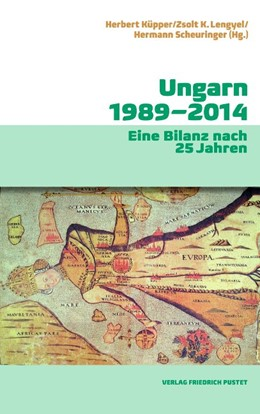 Abbildung von Küpper / Lengyel   Ungarn 1989-2014   1. Auflage   2015   beck-shop.de