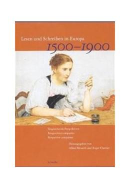 Abbildung von Messerli / Chartier | Lesen und Schreiben in Europa 1500-1900 | 1. Auflage | 2000 | beck-shop.de