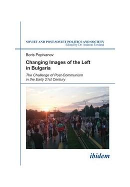 Abbildung von Popivanov   Changing Images of the Left in Bulgaria   2015   The Challenge of Post-Communis...   145
