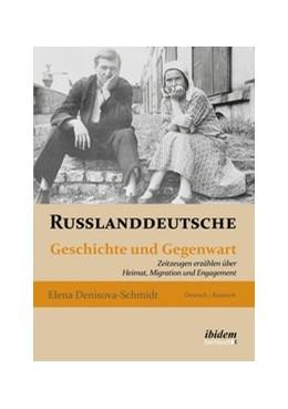 Abbildung von Denisova-Schmidt | Russlanddeutsche | 1. Auflage | 2015 | beck-shop.de