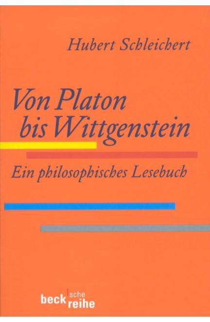 Cover: , Von Platon bis Wittgenstein