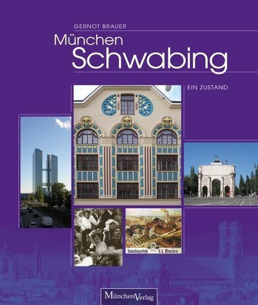 München Schwabing | Brauer | 1. Auflage, 2010 | Buch (Cover)