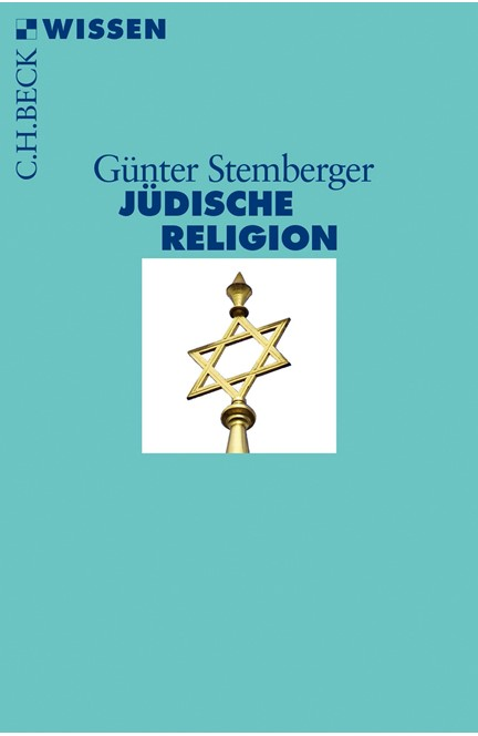 Cover: Günter Stemberger, Jüdische Religion