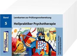 Abbildung von Mery   Heilpraktiker Psychotherapie. 200 Lernkarten 05. Psychopharmaka, Kinder- und Jugendpsychiatrie   Neuauflage   2015