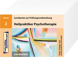Abbildung von Mery | Heilpraktiker Psychotherapie. Band 2. Angst, Zwangs- und psychoreaktive Störungen | 2015 | 200 Lernkarten