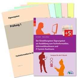 Abbildung von Guth / Mery | Der Eignungstest / Einstellungstest zur Ausbildung zum Fachinformatiker, Informatikkaufmann und IT-System-Kaufmann | 2. Auflage | 2015 | beck-shop.de