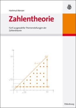 Abbildung von Menzer | Zahlentheorie | 2010 | Fünf ausgewählte Themenstellun...