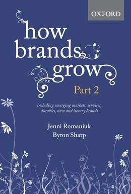 Abbildung von Romaniuk / Sharp | How Brands Grow: Part 2 | 1. Auflage | 2015 | beck-shop.de