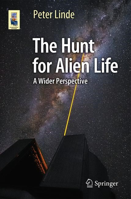 The Hunt for Alien Life | Linde | 1st ed. 2016, 2016 | Buch (Cover)