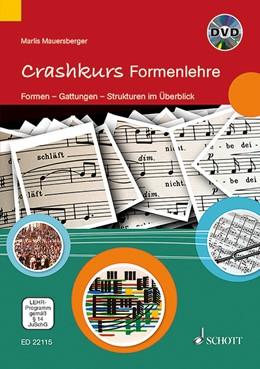 Abbildung von Mauersberger   Crashkurs Formenlehre   2015   Formen - Gattungen - Struktur...