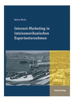 Abbildung von Merlin | Internet-Marketing in lateinamerikanischen Exportunternehmen | 2005 | Eine empirische Untersuchung d...