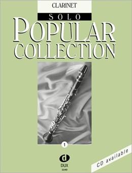 Abbildung von Himmer   Popular Collection 1. Clarinet Solo