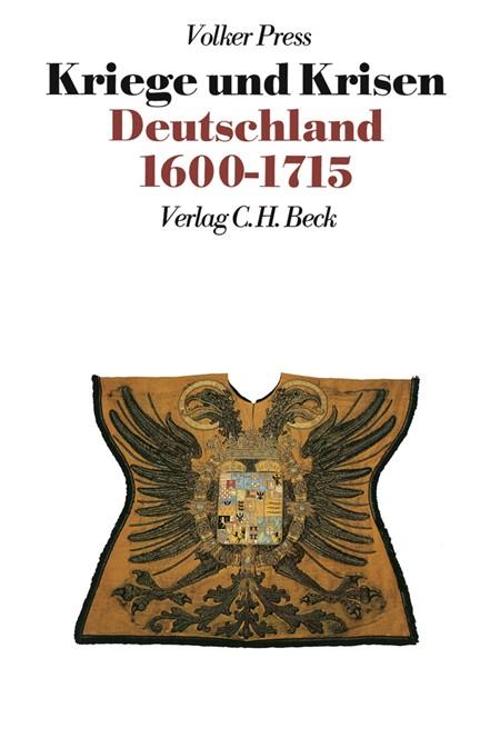 Cover: Volker Press, Neue Deutsche Geschichte  Bd. 5: Kriege und Krisen