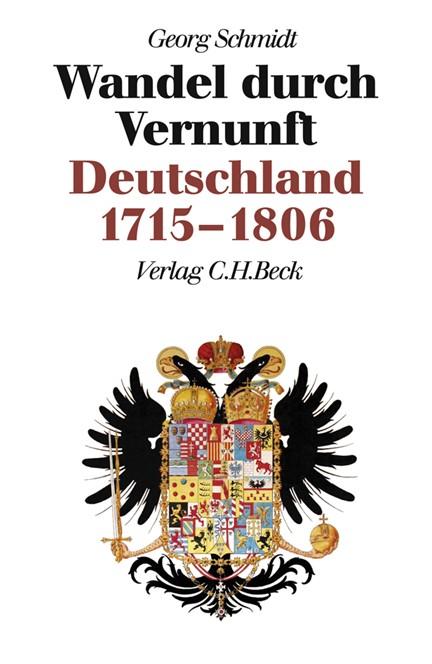 Cover: Georg Schmidt, Neue Deutsche Geschichte  Bd. 6: Wandel durch Vernunft