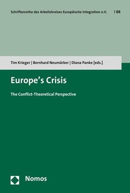 Abbildung von Krieger / Neumärker | Europe's Crisis | 1. Auflage | 2016 | 88 | beck-shop.de
