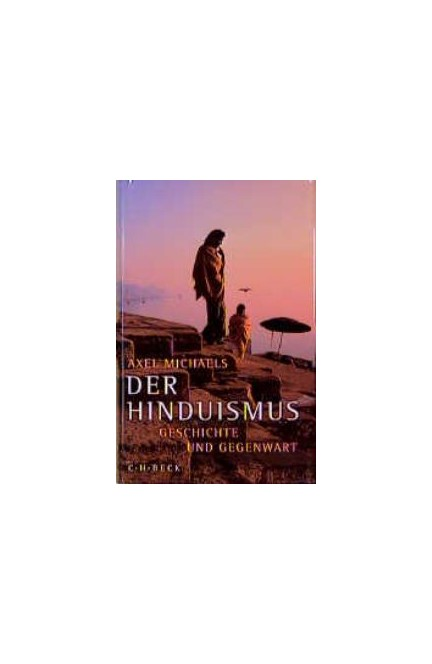 Cover: Axel Michaels, Der Hinduismus