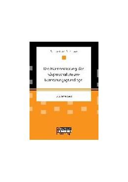 Abbildung von Schewe | Die Harmonisierung der Körperschaftsteuer-Bemessungsgrundlage | Erstauflage | 2015