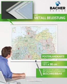 Abbildung von Deutschland Nord ORGA 1 : 500.000 Posterkarte   2013