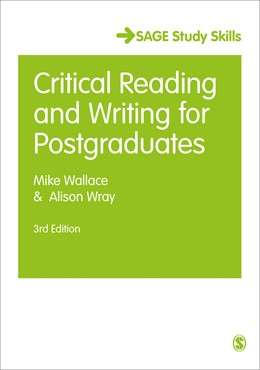 Abbildung von Wallace / Wray | Critical Reading and Writing for Postgraduates | 3. Auflage | 2016 | beck-shop.de