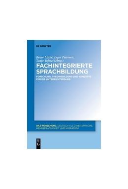Abbildung von Lütke / Petersen | Fachintegrierte Sprachbildung | 1. Auflage | 2017 | beck-shop.de
