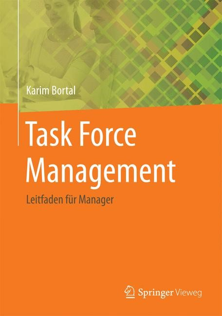 Task Force Management | Bortal, 2016 | Buch (Cover)