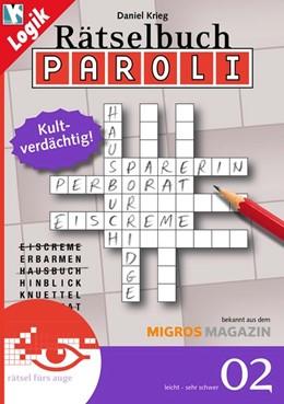 Abbildung von Krieg | Rätselbuch Paroli 02 | 1. Auflage | 2015 | beck-shop.de