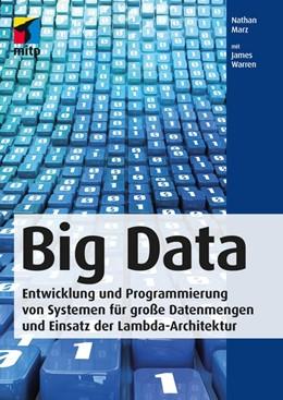 Abbildung von Marz / Warren | Big Data | 2016 | Entwicklung und Programmierung...