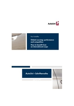 Abbildung von Scheffler | Global sourcing: performance and competition | 2015 | How to benefit from an interna... | 79