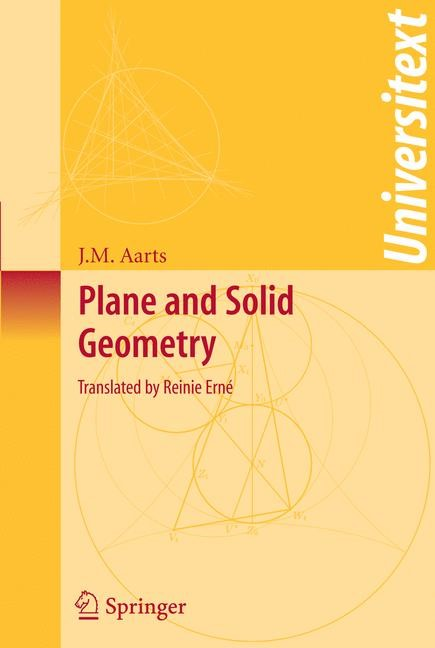 Plane and Solid Geometry | Aarts, 2008 | Buch (Cover)