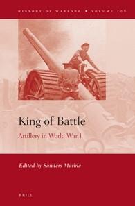 Abbildung von King of Battle: Artillery in World War I | 2016