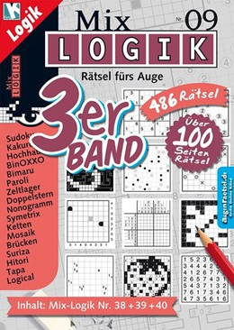 Abbildung von Mix Logik 3er-Band Nr. 9 | 1. Auflage | 2020 | beck-shop.de