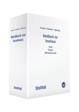 Abbildung von Kraemer / Vallender / Vogelsang | Handbuch zur Insolvenz • ohne Aktualisierungsservice | Loseblattwerk mit 87. Aktualisierung | 2019