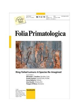 Abbildung von Sauther / Cuozzo / Nekaris / Gould / O'Mara | Ring-Tailed Lemurs: A Species Re-Imagined | 2015 | Special Topic Issue: Folia Pri...