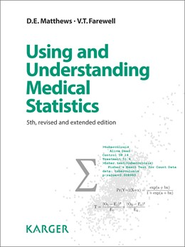 Abbildung von Matthews / Farewell | Using and Understanding Medical Statistics | 5th, revised and extended edition | 2015