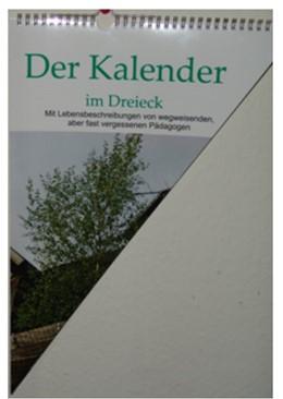 Abbildung von Sandmann | Kalender im Dreieck | 2015 | Mit Lebensbeschreibungen von w...