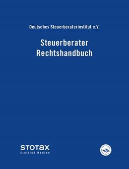 Abbildung von Deutsches Steuerberaterinstitut e.V. | Steuerberater Rechtshandbuch • ohne Aktualisierungsservice | 1. Auflage | 2020 | beck-shop.de